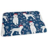 Poodle Peppermint Sticks Candy Canes Cute Poodles Dogs