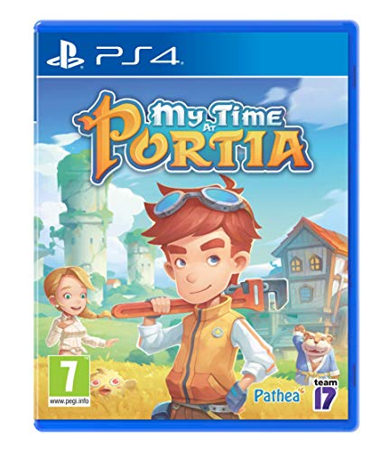 My Time At Portia (PS4) Best Price and Cheapest