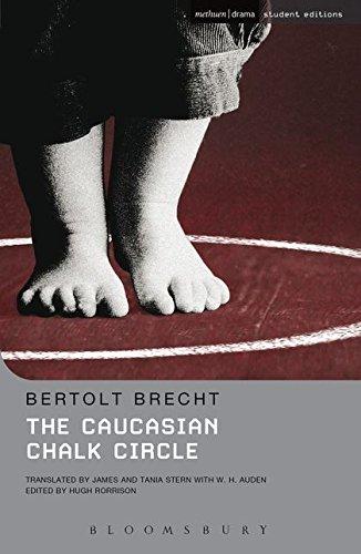 The Caucasian Chalk Circle (Methuen Student Editions)