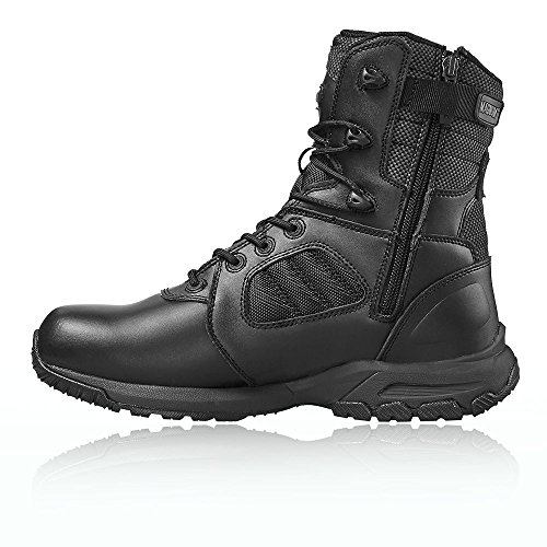 Hi-Tec Magnum Lynx 8.0 Side-Zip Botte de Marche - AW17 Black