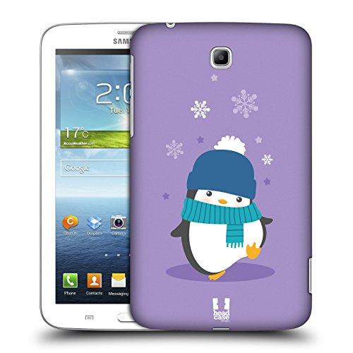 Head Case Designs Urbano Camou Digitale Cover Morbida In Gel Per Apple iPhone 7 Plus / 8 Plus Porpora