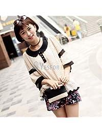 AST Works Women Handbag Shoulder Bags Tote Purse Chain PU Leather Messenger Cross Boy Bags