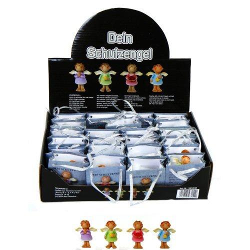 MT Schutzengel in Tüte farbig Sortiert, 24er Display