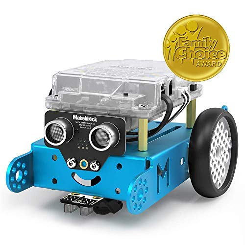 LSQR Makeblock mBot Robot Kit, Family Choice Awards in Toys & Gift für 8yr+, Mechanical DIY, Programable Robot Toy