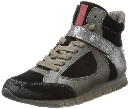 Tamaris Tamaris-ACTIVE, Sneaker a collo alto donna multicolore (Multicolore - Mehrfarbig (BLACK COMB 098))