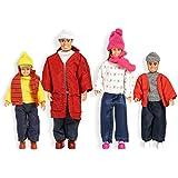 Lundby 1:18 Scale Smaland Doll Family Winter