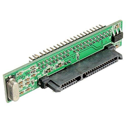 2,5-Zoll-Festplatte HDD SATA-Buchse auf IDE 44Pin Male Konverter-Adapter für Laptop (Sata-150 Notebook)