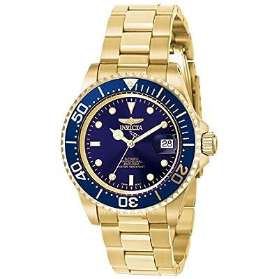 "Invicta 8930OB Reloj Automatico Unisex ""correa de acero inoxidable"" Azul/Dorado/Azul de INVICTA"