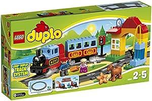 LEGO DUPLO 10507 – Eisenbahn Starter Set