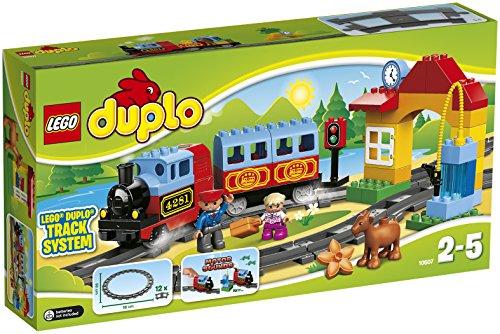 Lego - 10507 - DUPLO Town - Il mio primo treno