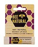 Bee Natural Lippenbalsam Acai Beere
