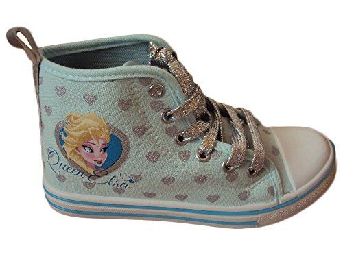 Disney Frozen ELSA Sneaker Sportschuhe (32)