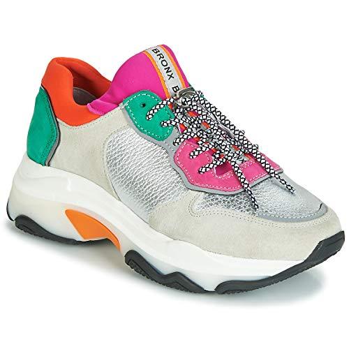Bronx Damen Sneaker Low mischfarben 40