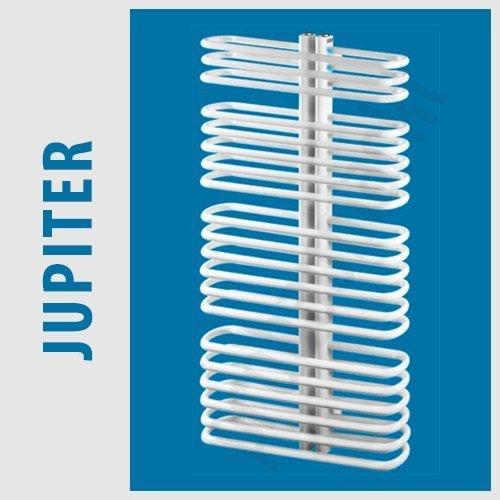 RADIATEUR SALLE DE BAINS sèche- serviettes JUPITER blanc J-16/50 940x500
