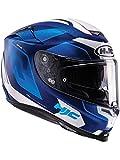 Hjc Motorradhelm Rpha 70 Grandal Blau (Medium , Blau)