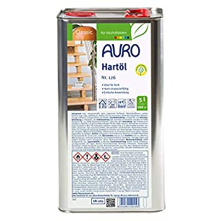 AURO Hard oil No. 126 - Nr. 126