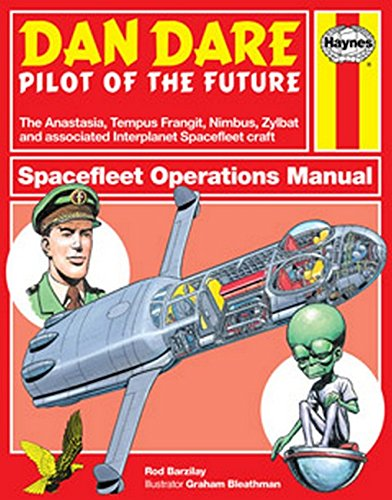Dan Dare: Spacefleet Operations Manual: Spacefleet Operations Manual