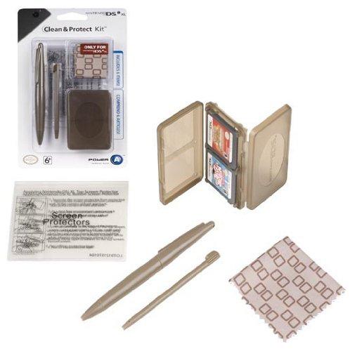 Kit de protection pour Nintendo DSi XL [Importación francesa]