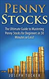 Penny Stocks: The Ultimate Guide to Mastering Penny Stocks for Beginners in 30 Minutes or Less! (Penny Stocks - Stock Trading - Trading Stocks - Penny ... Investing - Stock Market) (English Edition)