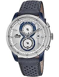 Lotus Chronograph 18367 1 Cronógrafo para hombres muy deportivo ae0a0b87dc98