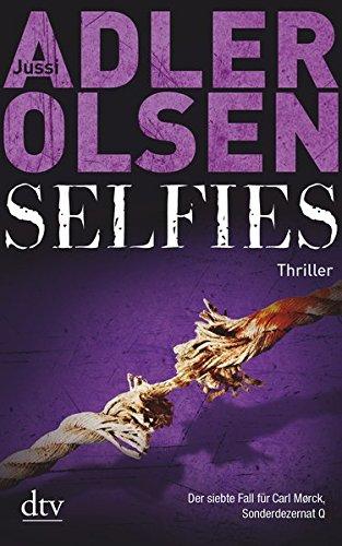 Buchseite und Rezensionen zu 'Selfies' von Jussi Adler-Olsen