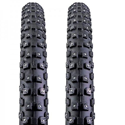 2x Kenda Fahrrad Spike Reifen Klondike Wide K-1013 54-622 29x2.1 SRC Draht