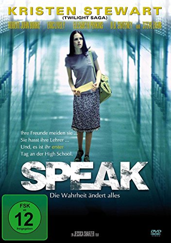 SPEAK - Die Wahrheit ändert alles ( mit Kristen Stewart aus Twilight Saga ) (Filme Twilight Dvd)