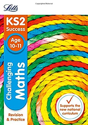 KS2 Challenging Maths SATs Revision and Practice: 2018 tests (Letts KS2 Revision Success) by Letts