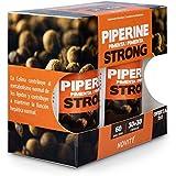 Piperine Forte (minceur avec Guarana | Choline | Poivre noir) ✦ Aide a maigrir ✦ Brule graisse ✦ Aide a avoir un ventre plat ✦ Produit pour regime amaigrissant