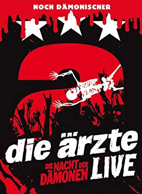 Live - Die Nacht der Dämonen (Digipack inkl. USB Stick) [Deluxe Edition] [2 DVDs]