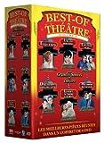Best-of théâtre 4 : Treize à table / Une clef pour deux / Une cloche en or / Deux hommes dans une valise / Le mari, la femme et la mort / Ma cousine de Varsovie
