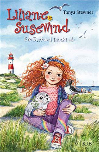 Liliane Susewind - Ein Seehund taucht ab Bd. 13