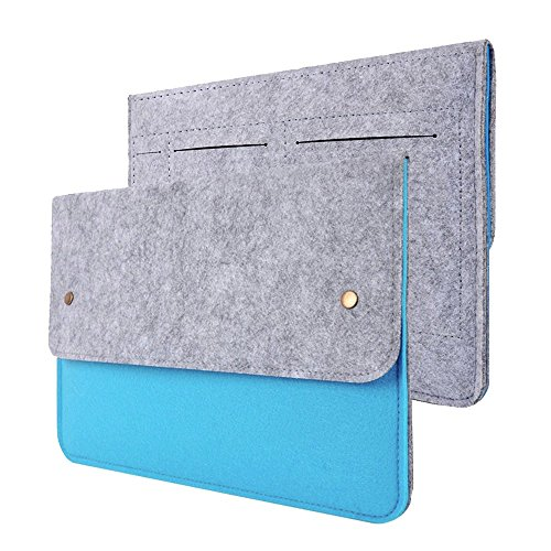 Skitic Custidia Protettiva Sleeve Borsa per Macbook Pro & Macbook Pro Retina 15-15.4 Pollici Case (Slimline Mini Mouse)