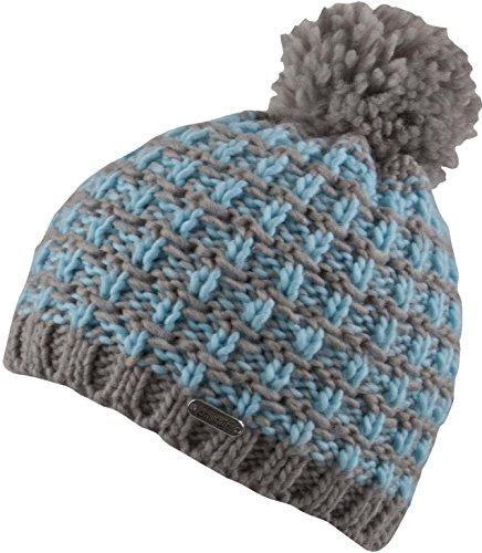 Chillouts Erin Kindermütze in blau | Jungen und Mädchen Winter Mütze | 3148 ERK 01