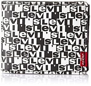 Levi's White Men's Wallet (37541-0167)