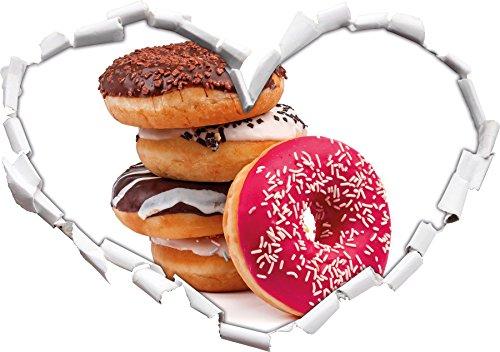 a-forma-di-cuore-dolce-donuts-nella-adesivo-formato-aspetto-parete-o-una-porta-3d-92x645cm-autoadesi