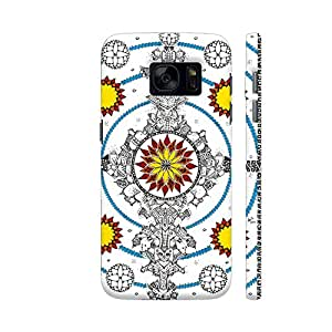 Colorpur Samsung S7 Cover - Ascension Printed Back Case