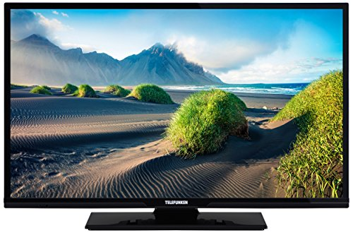Telefunken XH32D401D 81 cm (32 Zoll) Fernseher (HD ready, Smart TV, Triple Tuner, DVD Player)