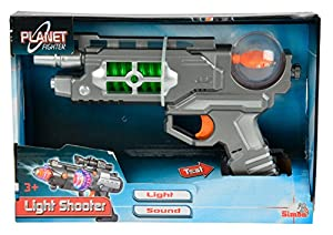 Simba Toys 108046571 - Planet Fighter Light Shoote