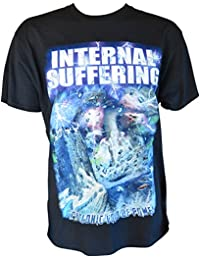 INTERNAL SUFFERING - Cyclonic Void Of Power - T-Shirt - Größe Size L
