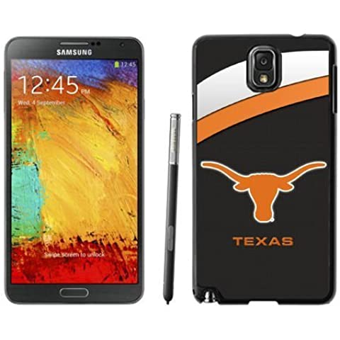 Designer Samsung Galaxy Note 3 Cover Ncaa Big 12 Conference Texas Longhorns 04 Hot Phone Case