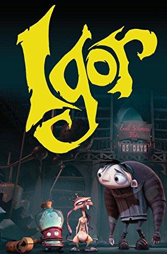 Igor : movie adaptation