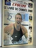 Le livre de l'année 2008 L'équipe