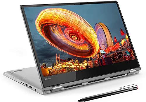 "Foto Lenovo yoga 530 Notebook Convertibile, display 14"" Full HD IPS, Processore Intel Core i5-8250U , 256GB SSD , RAM 8GB, Lenovo Active Pen, Fingerprint,Windows 10, Grey."