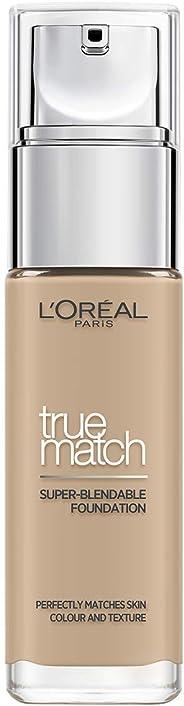 L'Oréal L'Oreal Paris True Match Liquid Foundation - 2.N Vanilla, 30ml