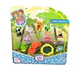 Jungle In My Pocket 15 Piece Playset Style 2 by In My Pocket