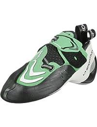 La Sportiva Mythos Grün, Damen Kletterschuh, Größe EU 35 - Farbe Aqua Green Damen Kletterschuh, Aqua Green, Größe 35 - Grün
