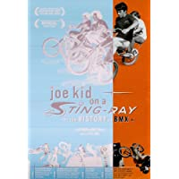 Joe Kid On A Stingray [DVD]