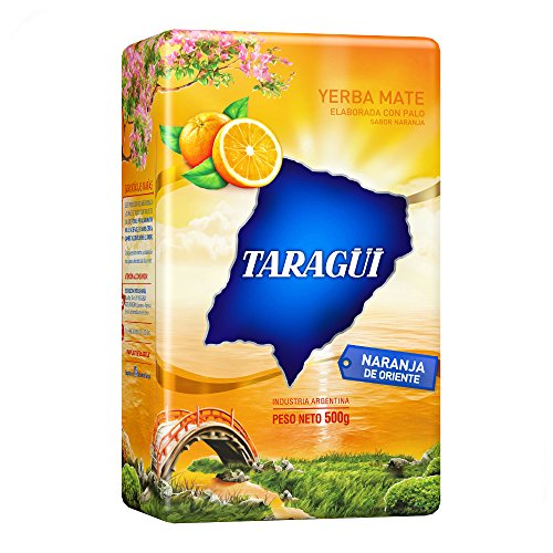 yerba-mate-taragui-saveur-orange-500g