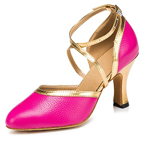 Miyoopark - Ballroom donna Rose-8cm Heel